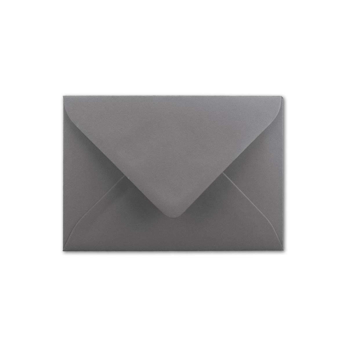 breite edle Verschluss-Lasche Haftklebung 120 g//m/² hochwertige Einladungs-Umschl/äge Rosa 50x Brief-Umschl/äge B6 12,5 x 17,5 cm