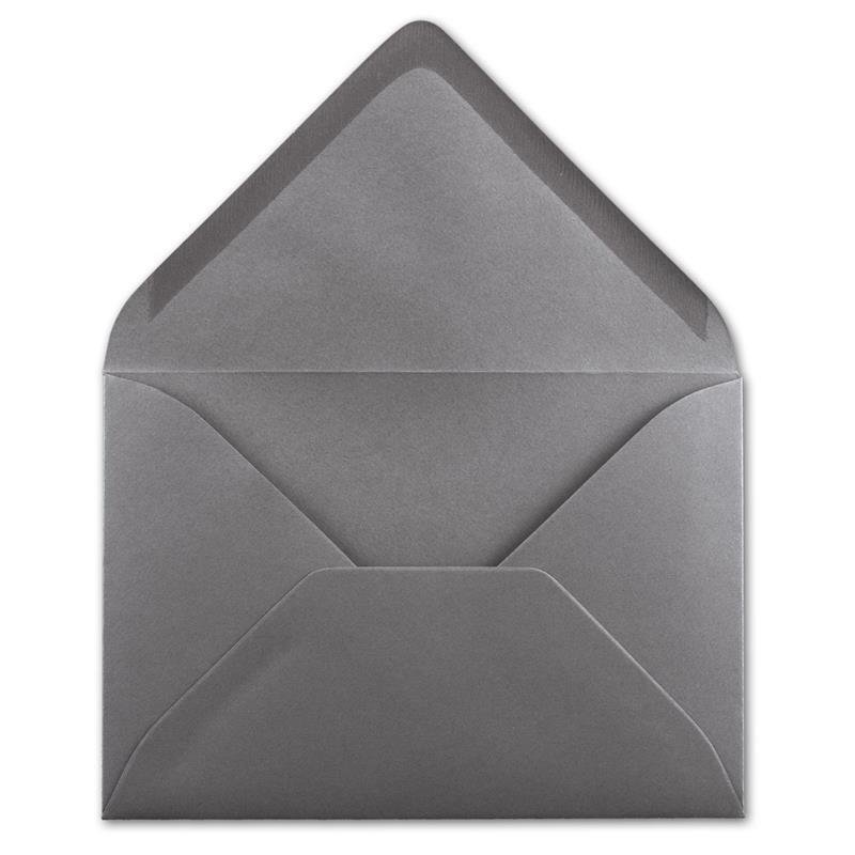 Brief-Umschl/äge in Rot DIN C5 Kuverts 22,0 x 15,4 cm Weihnachten Gru/ßkarten 25 St/ück Nassklebung ohne Fenster Serie FarbenFroh/®