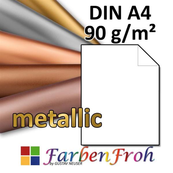 500 St/ück ZANDERS Zeta Feinstpapier hadernhaltiges Papier mit Leinen-Struktur DIN A4 f/ür hochwertige Dokumente Grammatur: 90 g//m/² GOHRSM/ÜHLE